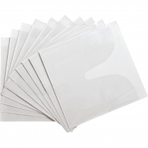 CD HOLDER SELF-ADHESIVE 50/PACK