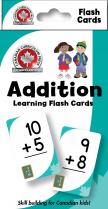 FLASHCARDS ADDITION FLASHCARDS