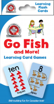 FLASHCARDS GO FISH FLASHCARDS
