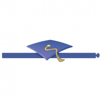 CROWNS GRADUATION 30/PACKG 101022 L4337-00