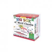 BIG BOX OF WORD CHUNKS KE840009 L5263-00