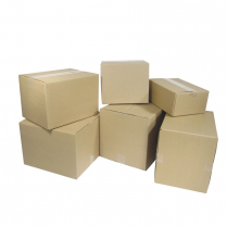 SHIP BOX 11.75x8.75x4.75 10/PACK CORRUGATED KRAFT