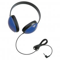LISTENING 1ST HEADPHONES BLUE 2800BL L3650-02