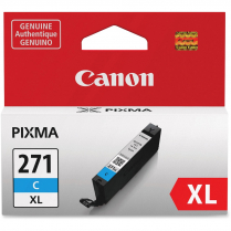 INK CARTRIDGE CNM CLI-271XL CYAN 0337C001