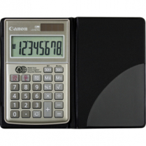 8-DIGIT HANDHELD CALCULATOR WITH TAX FUNCTION LS63TG