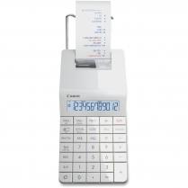 X MARK I WHITE CALCULATOR 12-DIGIT DOUBLE INJECTION KEYT