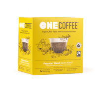 ONECOFFEE 1-SERVE PODS 18/BX