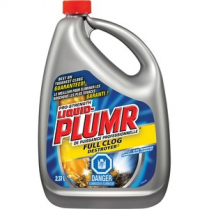 CLEANER DRAIN LIQUID PLUMBER 2.37L