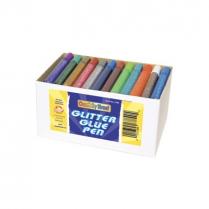 GLITTER GLUE PENS CLASSPACK 3380 L1903-00