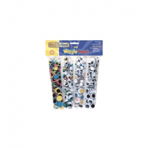 WIGGLY EYES BONUS PACK 500/PACKG 3435 L0371-16
