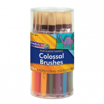 FLAT BRUSHES 30/TUB 5167 L1990-00