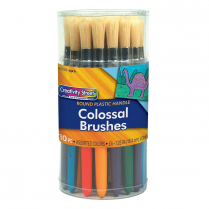 BRUSHES PAINT WOOD STUBBY 30TB 5168 L1464-00