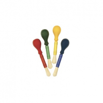 BRUSHES PAINT KNOBBY 4/SET 5186 L1475-00