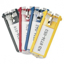 KEY TAGS ASSORTED 6 PACK