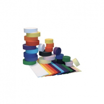 CREPE PAPER ORANGE 1-FOLD 03915EA L1162-27