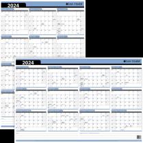 PLANNER YEAR 24x36 HORI/VERT