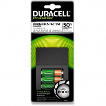 BATTERY CHARGER DURACELL 15MIN 0041333906874