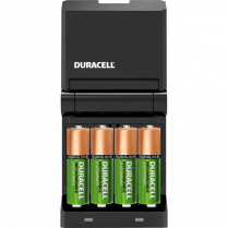 BATTERY CHARGER DURACELL 1HR 1HR QUICK 41333661056 5004594