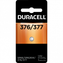 BATTERY DURACELL SILVER OXIDE 41333177090 5000982