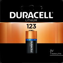 BATTERY DURACELL LITHIUM 3V 00041333112107