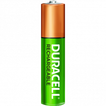 BATTERIES DURACELL AAA 4/PACK RECHARGEABLE PRE-CHARGED