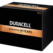 BATTERIES DURACELL D 12/BOX