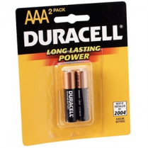 BATTERY DURACELL AAA 2/PACK 41333224015 5001512