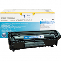TONER CART ELITE 12A BLACK ALTERNATIVE TO HP Q2612A