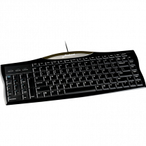 REDUCED REACH KEYBOARD USB RIGHT HANDED