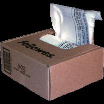 SHREDDER BAGS 15x26x9 100/CT