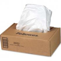 SHREDDER BAG 15x14x30 100/RL FELLOWES