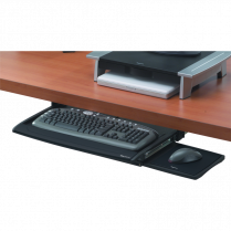 KEYBOARD TRAY FELLOWES W/MOUSE