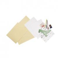 MANILA PAPER 12x18 100M 100PK ART1ST 4134 L1023-00