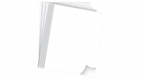 NEWSPRINT PLAIN 8.5x11 960/PK NEW17310 0700-110
