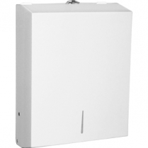 TOWEL DISPENSER C/MULTI WHITE