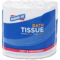 TISSUE BATH 2PLY WHITE SEPTIC SAFE 80/CARTON