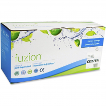 TONER CART FUZION 78A BLACK ALTERNATIVE TO HP CE278A