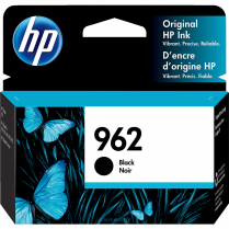 INK CARTRIDGE HP 962 BLACK HEWLETT PACKARD 3HZ99AN#140