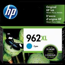 INK CARTRIDGE HP 962XL CYAN HEWLETT PACKARD 3JA00AN#140