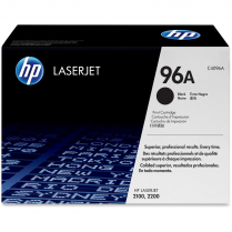 TONER CART HP 96A BLACK HEWLETT PACKARD C4096A 5000PG