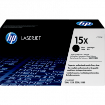 TONER CART HP 15X BLACK HEWLETT PACKARD C7115X 3.5K Y