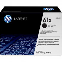 TONER CART HP 61X BLACK HEWLETT PACKARD C8061X 10K YLD