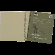 SCRAPBOOK 12x10 30SHTS COIL
