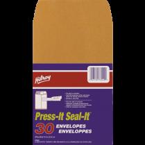 ENVELOPE PRESS IT-SEAL IT 6x9 30PK