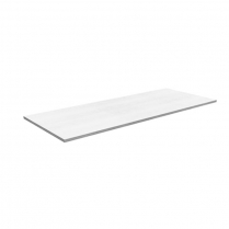 RECTANGLE TOP 30X72 PURE WHITE