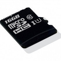 MEMORY CARD MICROSDHC 16GB CLASS10 KINGSTON CANVAS SELECT