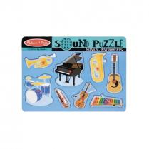 SOUND PUZZLE MUSICAL INSTRUM 732 L0702-00