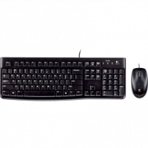 KEYBOARD/MOUSE COMBO MK120 LOGITECH DESKTOP WIRED