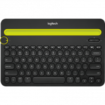 K480 BT MULTIDEVICE KEYB BLACK MULTI USE WITH ALL DEVICES