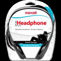 MAXELL HP200 STEREO HEADPHONES